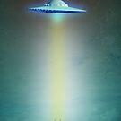 Alien Abduction by Edward Fielding