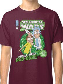 Squanch Wars Classic T-Shirt