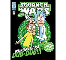 Squanch Wars Photographic Print