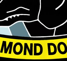Diamond Dogs Emblem Sticker Sticker