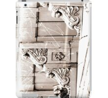Greek Architecture in Denver iPad Case/Skin