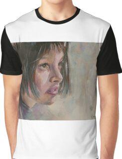 Matilda - Leon - The Professional - Natalie Portman Graphic T-Shirt