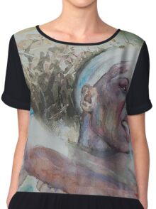 Serena Williams -2 Women's Chiffon Top