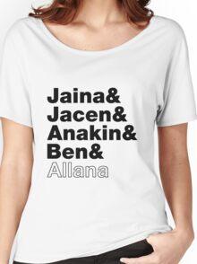 Skywalker-Solos Women's Relaxed Fit T-Shirt