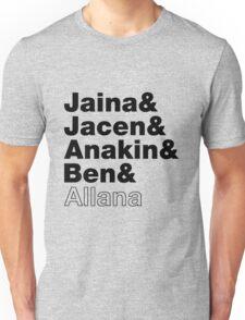 Skywalker-Solos Unisex T-Shirt