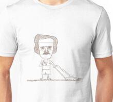 Edgar Allen Mow Unisex T-Shirt