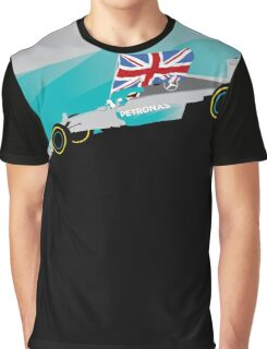 Lewis Hamilton: Champ Graphic T-Shirt