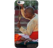 Nun2, Shwemawdaw Paya, Bago iPhone Case/Skin