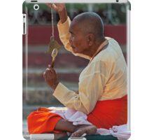 Nun2, Shwemawdaw Paya, Bago iPad Case/Skin