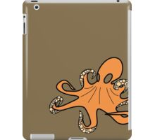 The Ultimate Creamsicle Octopus iPad Case/Skin