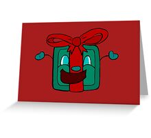 Tiny (Box) Present Tim | Markiplier (inspired) *AVALIABLE IN ALL DESIGNS* Greeting Card