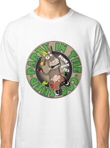 punk rock coo Classic T-Shirt