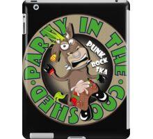 punk rock coo iPad Case/Skin