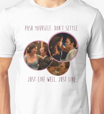 ME BEFORE YOU Unisex T-Shirt