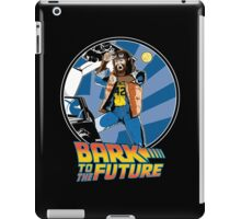 Bark to the Future iPad Case/Skin