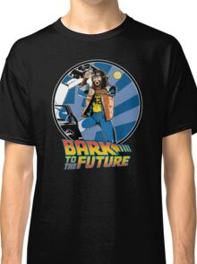 Bark to the Future Classic T-Shirt