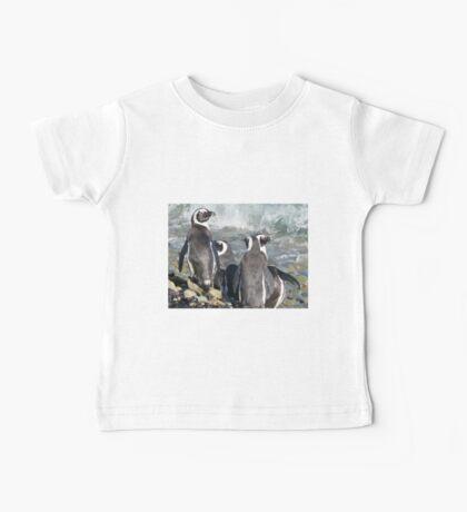 Penguins Baby Tee