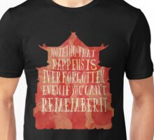 Spirit Quote Unisex T-Shirt