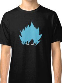 Goku super saiyan god  Classic T-Shirt