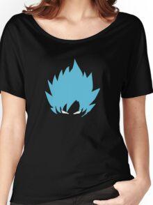 Goku super saiyan god  Women's Relaxed Fit T-Shirt
