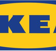 IKEA logo Sticker