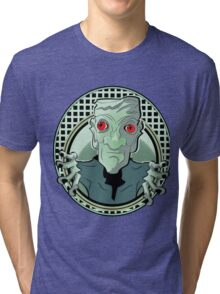Let Me Out...in Green Tri-blend T-Shirt
