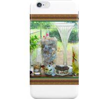 My Cottage Window iPhone Case/Skin