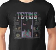 Tetrominoes Unisex T-Shirt