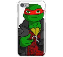 Captain Raph iPhone Case/Skin