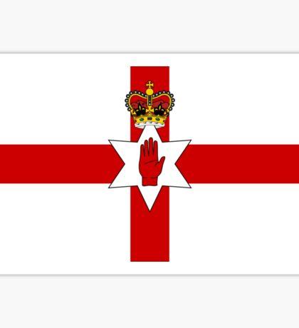 Northern Ireland Flag Sticker