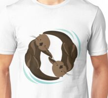 Otter Friends Unisex T-Shirt