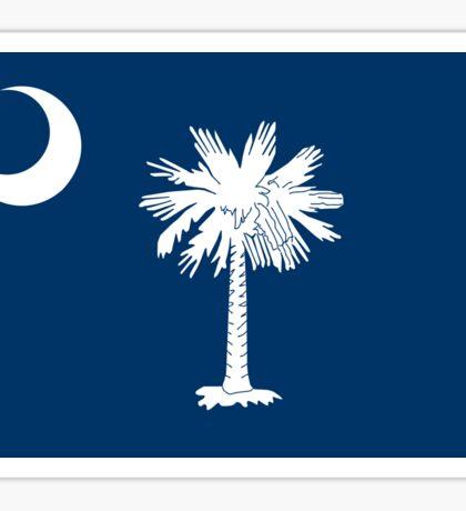 South Carolina Flag Sticker