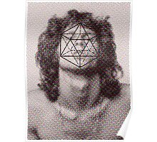 Morrison´s icosahedron Poster