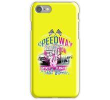 speedway iPhone Case/Skin