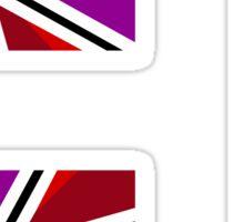 The Hagani Flag Sticker Pack Sticker