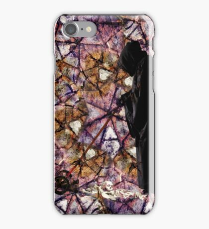 HALLOWEEN HARVEST iPhone Case/Skin
