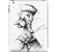 Drake, Captain of the lake. iPad Case/Skin