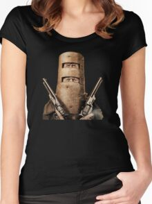 THE DOLLOP Women's Fitted Scoop T-Shirt