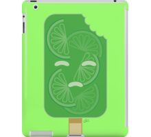 Lime Paleta (No sea tan amargo) iPad Case/Skin