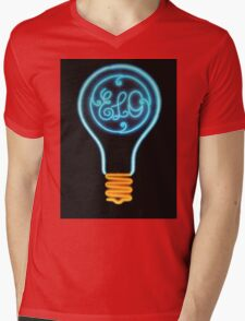 ELECTRIC LIGHT ORCHESTRA Mens V-Neck T-Shirt