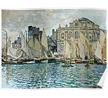 Claude Monet - View Of Le Havre  Poster