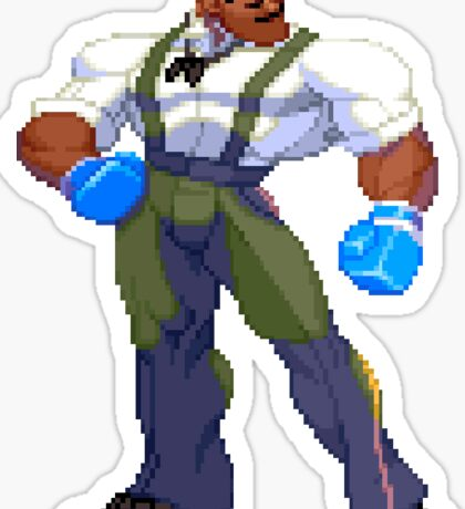 SF3 - Dudley Sticker Sticker