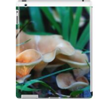 glowing shroom iPad Case/Skin