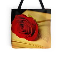 Romance in Literature Tote Bag