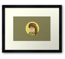 Sam - Moonrise Kingdom Framed Print