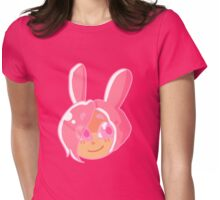 lovely bunny Womens Fitted T-Shirt