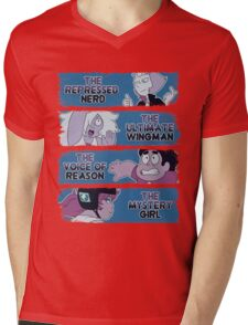 Last One Out Of Beach City (Steven Universe) Mens V-Neck T-Shirt