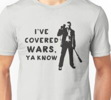 Covered Wars Unisex T-Shirt