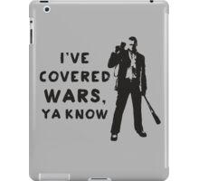 Covered Wars iPad Case/Skin