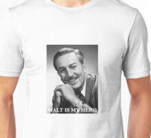 Walt Is My Hero Unisex T-Shirt
